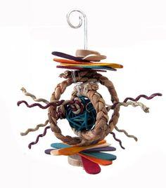 Zapper Chewable Bird Toy
