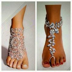 "New Anklets ""Beautiful "" New Spring/Summer collection 2015"