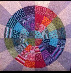 Beautiful work by Tula Pink!