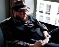 Shane Koyczan - spoken word poet, writer and music man will be making a special appearance on September at the Orpheum Theater. Come check it out! Shane Koyczan, Spoken Word, Poet, Theater, Writer, September, Community, Urban, City