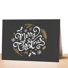 100 greeting cards christmas holiday black gold folded - Gifts and Costume Ideas for 2020 , Christmas Celebration Black Christmas, Merry Christmas, Christmas Greetings, Christmas Holidays, Funny Family Christmas Cards, Diy Christmas Cards, Holiday Cards, Christmas Calligraphy Cards, Xmas Greeting Cards
