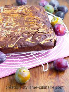Miam,+un+brownie+sans+gluten+! Brownie Sans Gluten, Beef, Lactose, Dit, Food, Parchment Paper Baking, Chocolate Fondue, Recipe, Gluten Free Flour