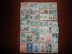 Set Stamps From France . Start Price 0.99