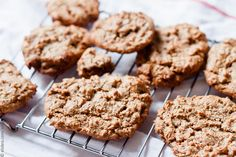 Almond Flour Cookies with Almond Butter and Pistachios and more almond flour cookies recipes on MyNaturalFamily.com #cookies #recipe