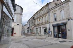 Rue Gambetta. Montbron