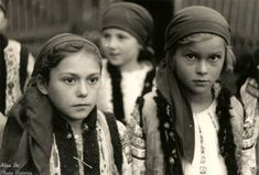 old romanian photo All Fashion, Fashion Outfits, City People, World 1, Foto Art, Folk Costume, Online Dress Shopping, Romania, Ukraine