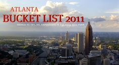 Things you must do in Atlanta