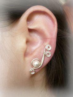Arrasa en pernos de oreja oreja oreja vides alambre por Orlika