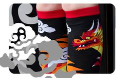 This week Brenna categorizes our Critter Socks collection by habitat, with adorable results - she even threw in a couple of fantasy creatures!