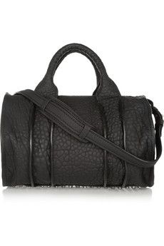 Alexander Wang Inside Out Rocco textured-leather tote | NET-A-PORTER