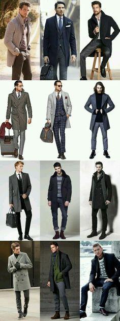 Fall/Winter Gent Styles.