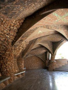 Cripta Colonia Güell 7