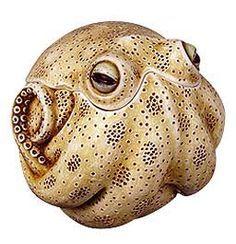 netsuke octopus - Google Search
