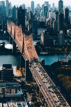 I do love the Queensboro Bridge
