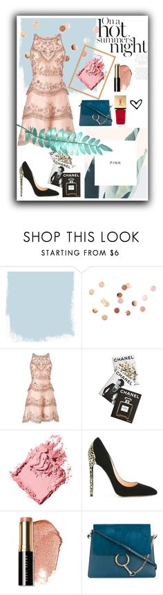 """""""B E A U T I F U L"""" by dzerassa771 ❤ liked on Polyvore featuring beauty, Umbra, Adrianna Papell, Assouline Publishing, Bobbi Brown Cosmetics, Cerasella Milano, Chloé and Yves Saint Laurent"""