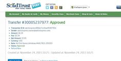 I am getting paid daily at ACX and here is proof of my latest withdrawal. This is not a scam and I love making money online with Ad Click Xpress. Here is my Withdrawal Proof from AdClickXpress. I get paid daily and I can withdraw daily. Online income is possible with ACX, who is definitely paying - no scam here. I WORK FROM HOME less than 10 minutes and I manage to cover my LOW SALARY INCOME. If you are a PASSIVE AdClickXpress (Ad Click @AdClickXpress. http://www.adclickxpress.com/?r=4fp
