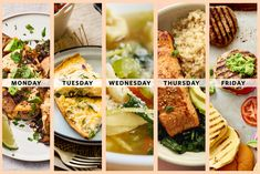 Next Week's Meal Plan: A Week of Healthy, Low-Effort Dinners for Expecting Parents | Kitchn