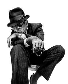 Leonard Cohen by Platon http://www.platonphoto.com/