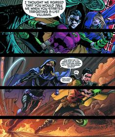 Rebirth Detective Comics Tim Drake Red Robin Stephanie Brown