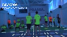On Thursday Pavigym had an appointment with special guests interested in Pavigym's functional training concept: The Prama Experience. Every guest had the chance to experience the real meaning of Prama through Training Shows and presentations.