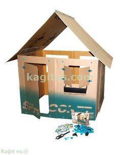 Oyun Evi Temalı Set - Bul Temalı Setler - Makedo - Kağıt vs. Hobi Mağazası
