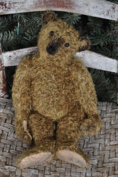 Terry John Woods teddy