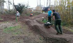 Trail building tools