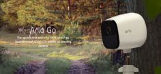 #Seguridad #Arlo_Go #cámara Arlo Go, una cámara de vigilancia totalmente inalámbrica y con vídeo en HD