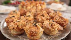 Çay Saati Muffin Börek | Nursel'in Mutfağından Yöresel Yemek Tarifleri