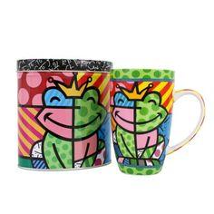 Mug Boxed Set - Frog (13 oz)