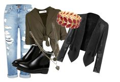 """Untitled #19"" by orsolyapanna on Polyvore featuring Genetic Denim and Ettika"