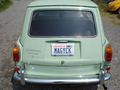 1962 Volkswagen Type3 Sqare Back (Variant)