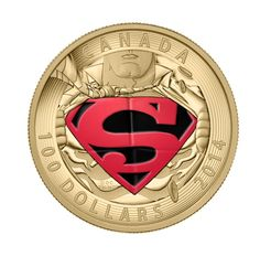 Royal Canadian Mint Reveals Superman Coins Inspired By Classic DC Comics Covers Superman Comic Books, Superman Stuff, Dc Comics, Canadian Coins, Adventures Of Superman, Gold And Silver Coins, 14 Carat, Gold Bullion, Man Of Steel