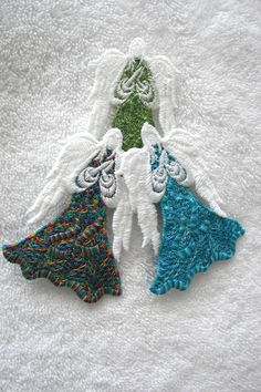 Lace Angel...can be made to order. by AliDianneCreations on Etsy #etsyspecialT #integrityTT #etsymntt