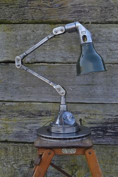 Mek Elek Machinist Floor Lamp Projects Vintage Task