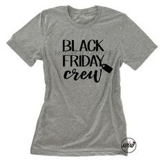 Shirt For A Nurse. Cotton/polyester blend Coverstitched collar and hemmed sleeves (Top Knot And Coffee) Funny Thanksgiving Shirts, Thanksgiving Outfit, Black Friday Shirts, Nurse Love, Fall Shirts, Team Shirts, Black Friday Shopping, Crew Shirt, Nurse Gifts