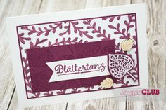 20150812 Stampin Up Blättertanz Lighthearted Leaves Am Waldrand DSP Into the Woods_