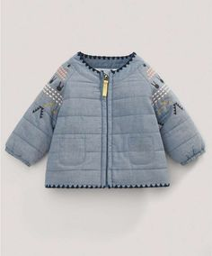 Fifi Lapin Quilted Jacket - NEW Arrivals - Mamas & Papas