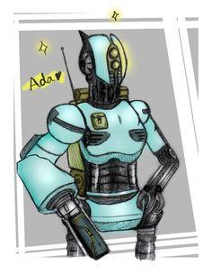 Assaultron Ada