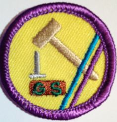 Girl Scout Badges, Girl Scouts, Girl Scout Council, Girl Scout Juniors, Palm, Patches, Random, Board, Leather