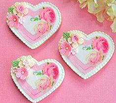 Penny Rose Cookies