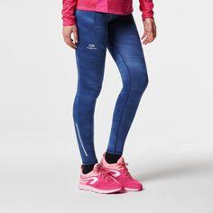 c2c224741 Dames loopbroek voor jogging Run Warm+ Night