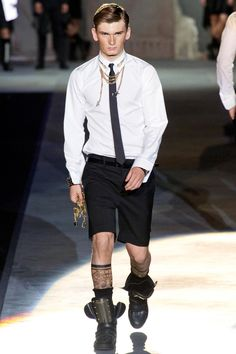 Dsquared2 Spring 2013 Menswear Collection - Fashion on TheCut