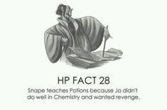 Harry Potter Fact #28