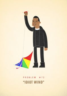 Jay Z's 99 Problems Print Set