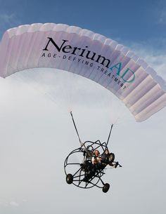 Flying high with #NeriumAD!