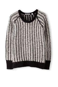 Boucle Stitch Knit