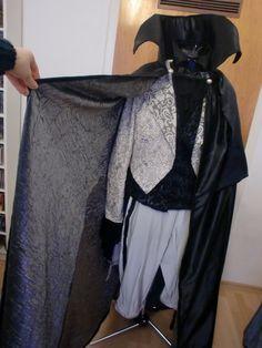Tanz der Vampire Herbert von Krolock Kostüm costume mit Umhang