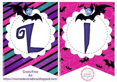 Mamá Decoradora: Kit Imprimible Vampirina Gratis