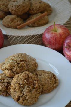 Apple Cider Spice Cookies (Gluten-Free, Dairy-Free)